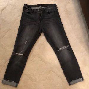 Black Flying Monkey skinny jeans